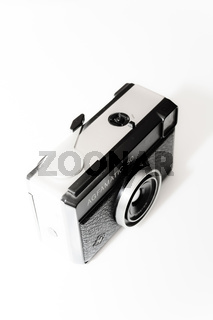 Kompakt Kamera isoliert