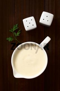 Bechamel or White Sauce