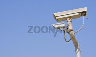 Überwachungskamera security camera