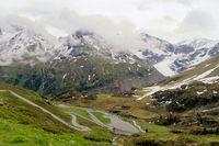 Kaunertal  Gletscherstrasse