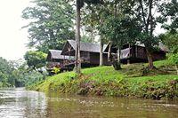 Jungle Lodge Awarradam Suriname