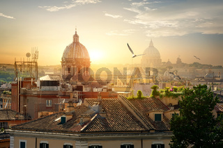 Domes of Rome