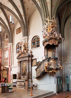 Blessed Mary (Benedictine) Church in Sopron