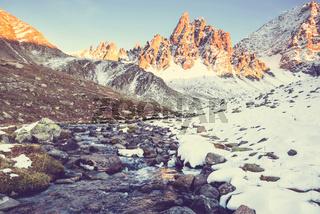 Mountains in Turkey
