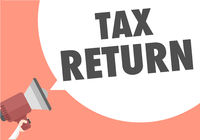 Megaphone Tax Return