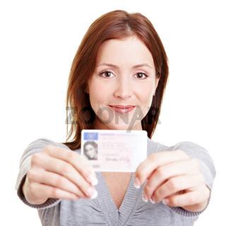 Jugendliche mit Führerschein
