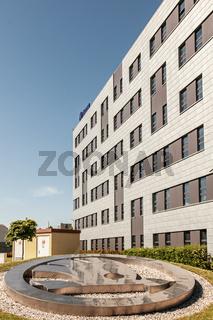 Skoda Firmensitz in Plzen