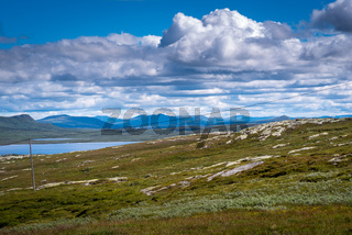 Landschaft in Jotunheimen-51