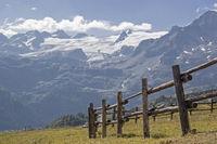 Landschaftsidylle im Montblancgebiet