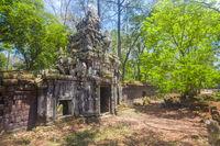 Part of Angkor wat in Siem Reap,Cambodia