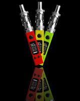 Three electronic cigarettes