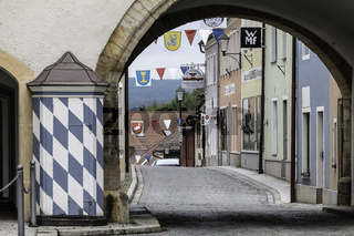 Neunburg  vorm Wald, Stadtor