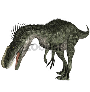 Monolophosaurier