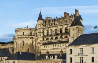 Chateau Amboise at the Loire