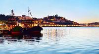 Portuguese boat, Portugal
