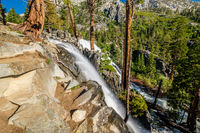 Eagle Falls at Lake Tahoe - California, USA