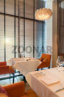 Table Setting Restaurant