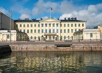 President office in Helsinki, Finland