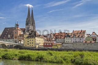 Regensburg - Hauptstadt der Oberpfalz