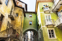 Architecture of the City of Cuneo