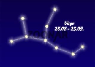 Virgo, Jungfrau