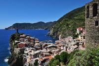 Vernazza Cinque Terre Italy Italien