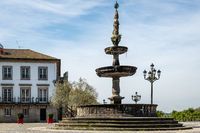 18th Century fountain in Ponte de Lima