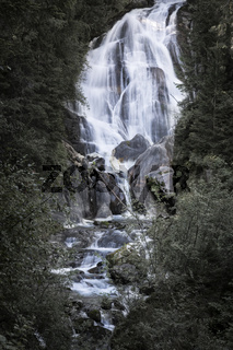 Frankenbach Wasserfall in Südtirol, Italien