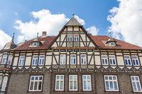 Fachwerkhaus am Markt in Goslar