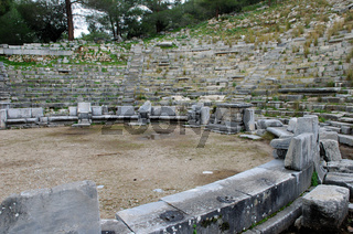 Theater  Priene  Türkei