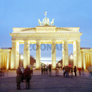 Brandenburger Tor, Pariser Platz, Berlin