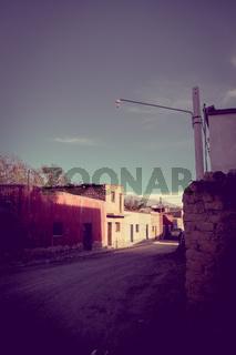 Humahuaca street, Argentina