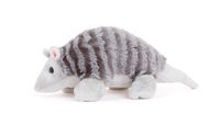Pluche armadillo toy