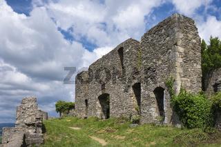 Die Festungsruine Hohentwiel
