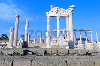 Trajaneum  Pergamon
