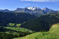 Marmolada; Suedtirol; Dolomiten; Italien