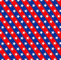 america flag pattern