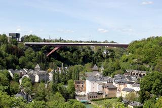 Luxemburg Stadt 001. Luxemburg