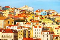 Lisbon typical architecture