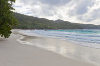 Traumstrand auf den Seychellen, Dream beach on Seychelles