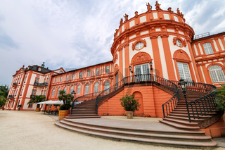Biebrich Palace in Wiesbaden, Hesse, Germany