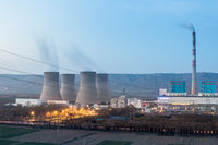 modern thermal power plant