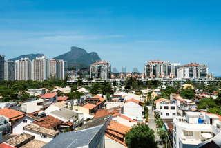 Barra da Tijuca - the South Zone and Downtown of the city of Rio de Janeiro, Olympic Game 2016 neighborhood, Brazil