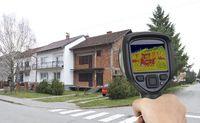 Facade Infrared Leak