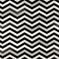 The twin black and white zigzag stripes floor. (Retro background).
