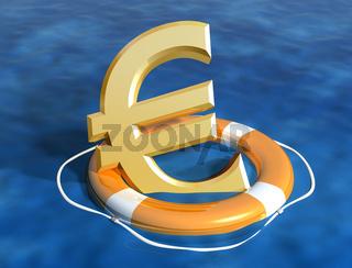 Saving the euro