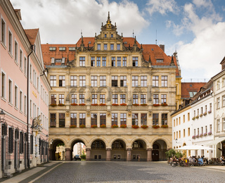 New town hall of Görlitz