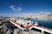 Puerto Jose Banus Marina in Marbella