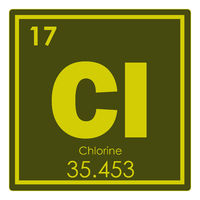 Chlorine chemical element