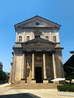 San Vittore church